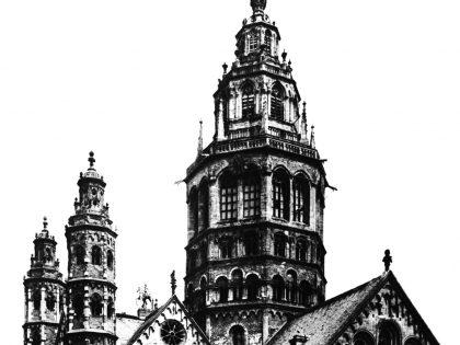 Bauforschung am Mainzer Dom