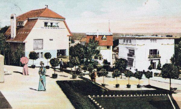 Wohnbauten Mathildenhöhe | Darmstadt