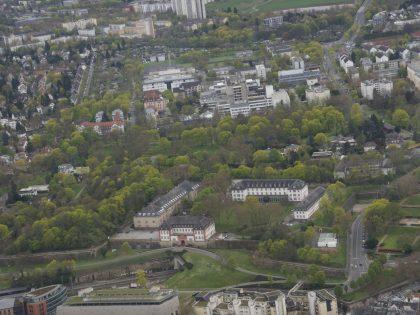 Digitale Dokumentation Festungsbauten | Mainz
