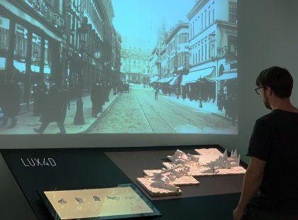 LUX4d – Interaktive Zugänge zur Stadtgeschichte