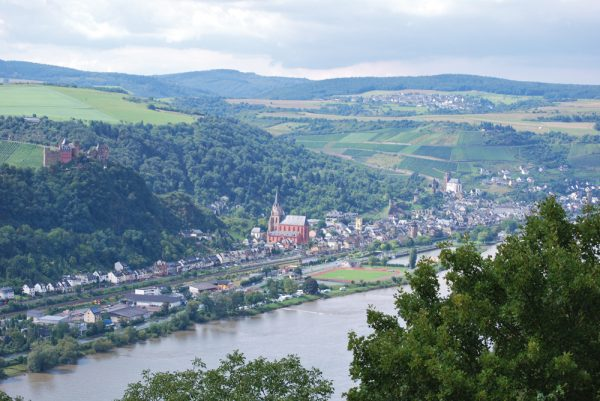 Wohn­be­stands­ent­wick­lung in Oberwesel