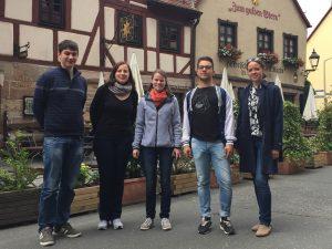Arbeitstreffen in Nürnberg