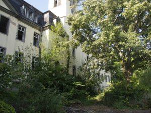Bauaufnahme in Boppard – Ehem. Kloster Marienberg