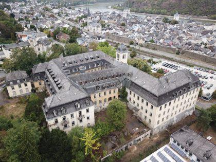 Bauaufnahme Kloster Marienberg in Boppard