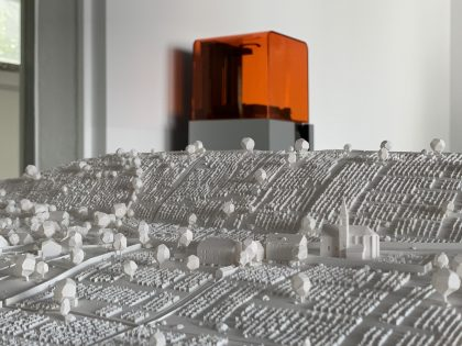 Laubenheim a.d. 1810 | 3D-Druck